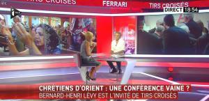 Laurence Ferrari dans Tirs Croisés - 08/09/15 - 28