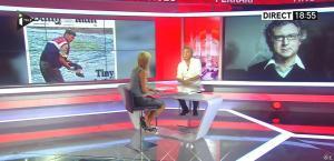 Laurence Ferrari dans Tirs Croisés - 08/09/15 - 31