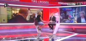 Laurence Ferrari dans Tirs Croisés - 08/10/15 - 09