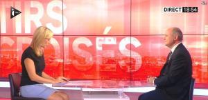 Laurence Ferrari dans Tirs Croisés - 08/10/15 - 13