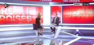 Laurence Ferrari dans Tirs Croisés - 09/11/15 - 01