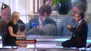 Laurence Ferrari dans Tirs Croises - 09/11/15 - 06