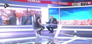 Laurence Ferrari dans Tirs Croisés - 12/01/16 - 07