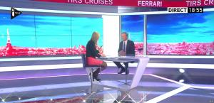 Laurence Ferrari dans Tirs Croises - 12/04/16 - 14