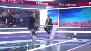 Laurence Ferrari dans Tirs Croisés - 13/06/16 - 04