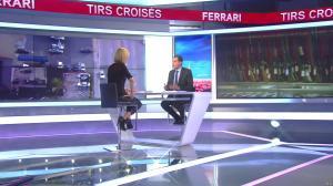 Laurence Ferrari dans Tirs Croisés - 13/06/16 - 11