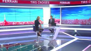 Laurence Ferrari dans Tirs Croisés - 13/06/16 - 14