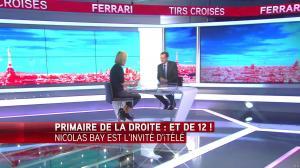 Laurence Ferrari dans Tirs Croisés - 13/06/16 - 16
