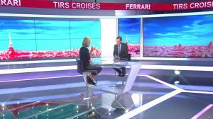 Laurence Ferrari dans Tirs Croisés - 13/06/16 - 18
