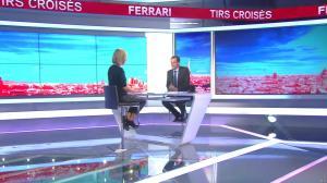 Laurence Ferrari dans Tirs Croisés - 13/06/16 - 20