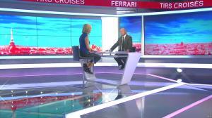 Laurence Ferrari dans Tirs Croisés - 13/07/16 - 09