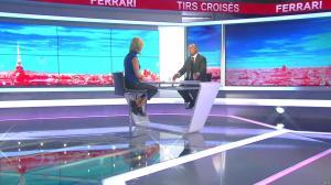 Laurence Ferrari dans Tirs Croises - 13/07/16 - 11