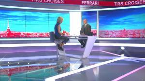 Laurence Ferrari dans Tirs Croises - 13/07/16 - 14