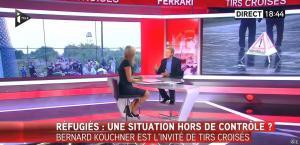Laurence Ferrari dans Tirs Croisés - 14/09/15 - 02