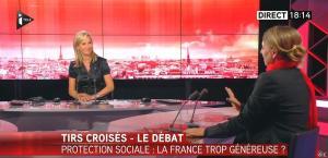 Laurence Ferrari dans Tirs Croisés - 15/09/15 - 03