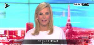 Laurence Ferrari dans Tirs Croises - 17/05/16 - 02