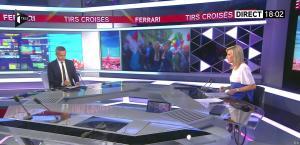 Laurence Ferrari dans Tirs Croisés - 17/05/16 - 06