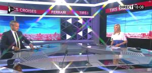 Laurence Ferrari dans Tirs Croises - 17/05/16 - 10