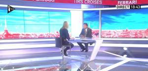 Laurence Ferrari dans Tirs Croises - 18/02/16 - 02