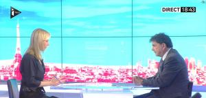 Laurence Ferrari dans Tirs Croises - 18/02/16 - 03