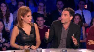 Léa Salamé dans On n'est pas Couché - 18/06/16 - 02