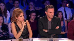 Léa Salamé dans On n'est pas Couché - 18/06/16 - 04