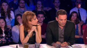 Léa Salamé dans On n'est pas Couché - 18/06/16 - 07