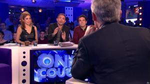 Léa Salamé dans On n'est pas Couché - 18/06/16 - 08