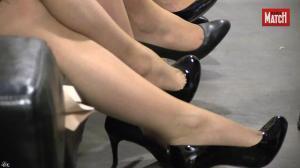 Les Filles de BFM TV dans Paris Match - 07/04/16 - 01