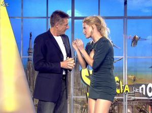 Michelle Hunziker dans Striscia la Notizia - 19/01/08 - 03