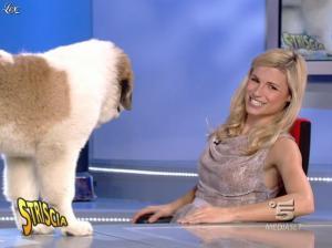 Michelle Hunziker dans Striscia la Notizia - 21/11/06 - 05