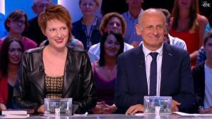 Natacha Polony dans le Grand Journal de Canal Plus - 01/09/14 - 01