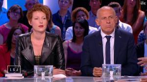 Natacha Polony dans le Grand Journal de Canal Plus - 01/09/14 - 04