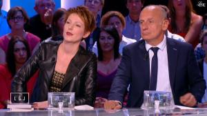 Natacha Polony dans le Grand Journal de Canal Plus - 01/09/14 - 05