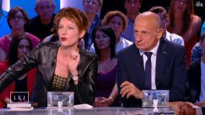 Natacha Polony dans le Grand Journal de Canal Plus - 01/09/14 - 06