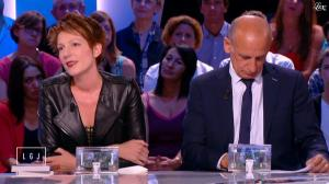 Natacha Polony dans le Grand Journal de Canal Plus - 01/09/14 - 07