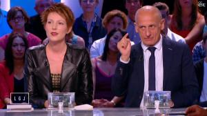 Natacha Polony dans le Grand Journal de Canal Plus - 01/09/14 - 08