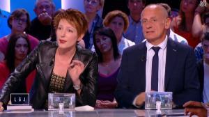 Natacha Polony dans le Grand Journal de Canal Plus - 01/09/14 - 09