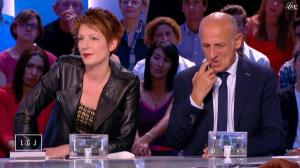 Natacha Polony dans le Grand Journal de Canal Plus - 01/09/14 - 11