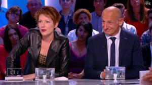 Natacha Polony dans le Grand Journal de Canal Plus - 01/09/14 - 12