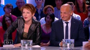 Natacha Polony dans le Grand Journal de Canal Plus - 01/09/14 - 12