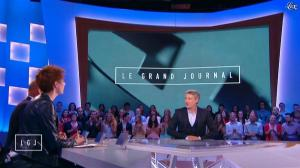 Natacha Polony dans le Grand Journal de Canal Plus - 02/10/14 - 01
