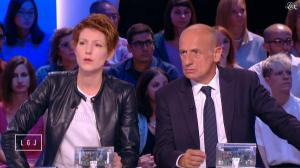 Natacha Polony dans le Grand Journal de Canal Plus - 02/10/14 - 02
