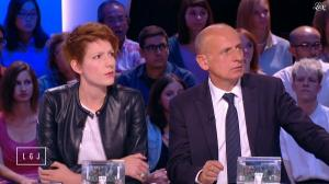 Natacha Polony dans le Grand Journal de Canal Plus - 02/10/14 - 03