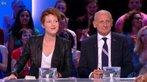 Natacha Polony dans le Grand Journal de Canal Plus - 03/09/14 - 01