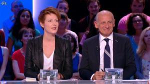 Natacha Polony dans le Grand Journal de Canal Plus - 03/09/14 - 02