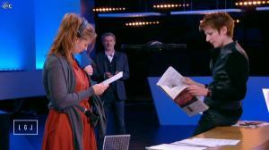 Natacha Polony dans le Grand Journal de Canal Plus - 03/11/14 - 01