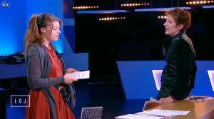 Natacha Polony dans le Grand Journal de Canal Plus - 03/11/14 - 02