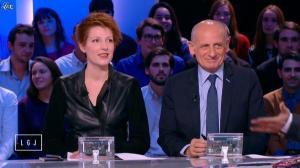 Natacha Polony dans le Grand Journal de Canal Plus - 03/11/14 - 03
