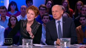 Natacha Polony dans le Grand Journal de Canal Plus - 03/11/14 - 06
